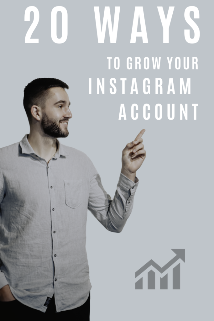 20 ways to grow your instagram account with Drew Urquhart 323 Media Group Super social Media Marketing in Vancouver